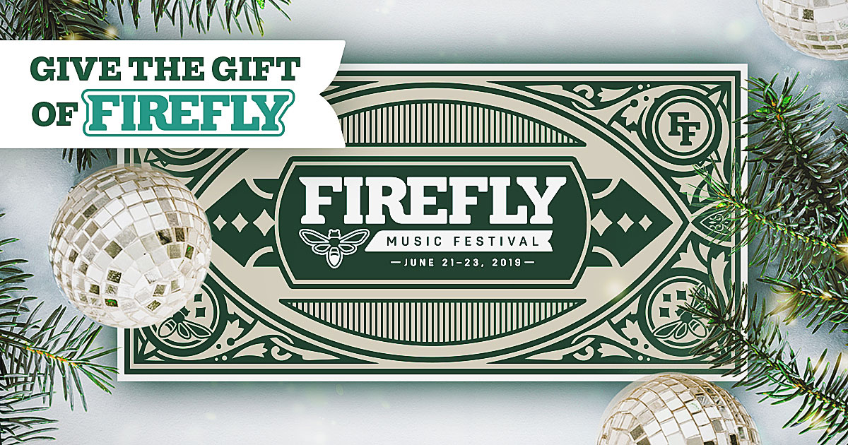 GIVE THE GIFT OF FIREFLY!