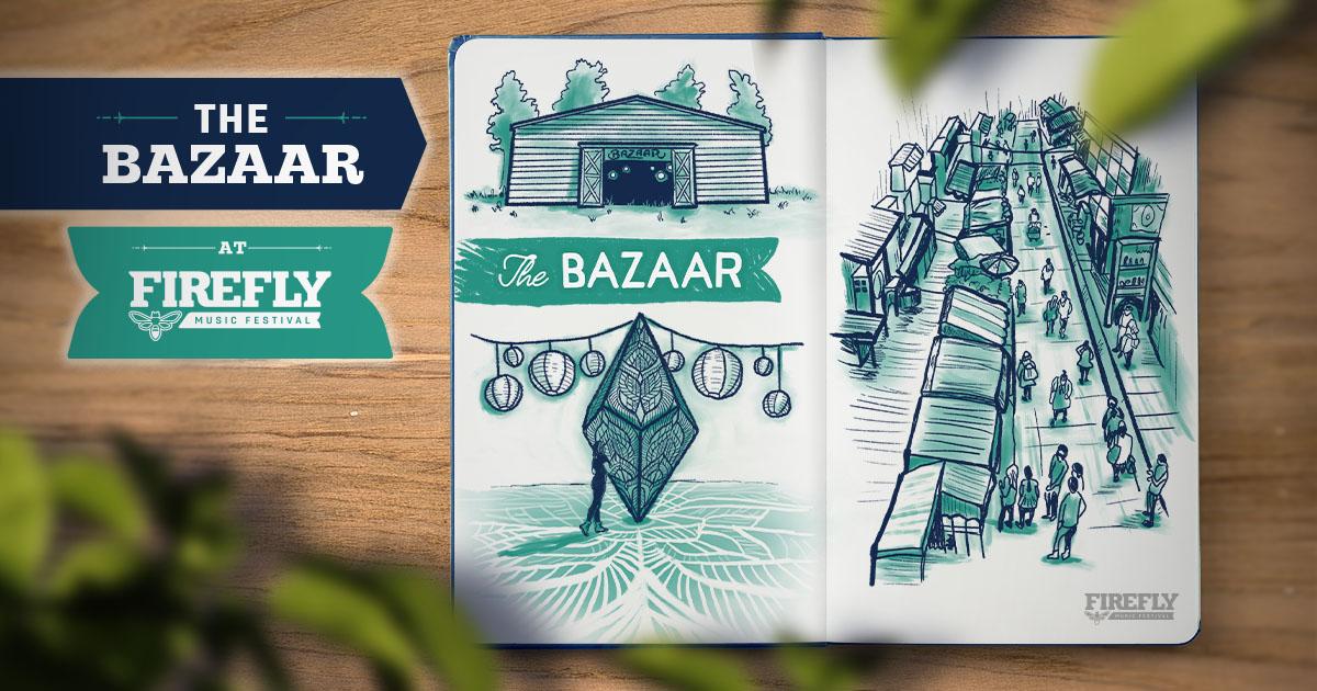 Introducing The Bazaar!