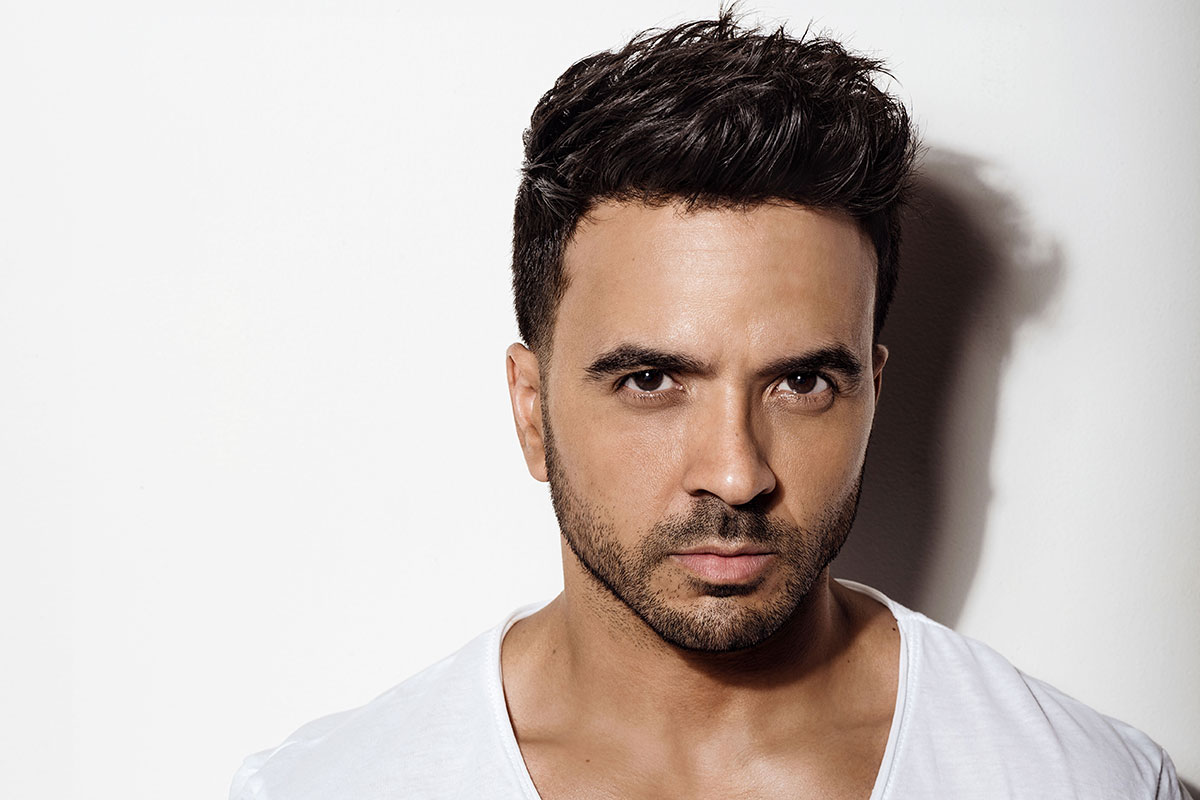 Luis Fonsi Date Announced