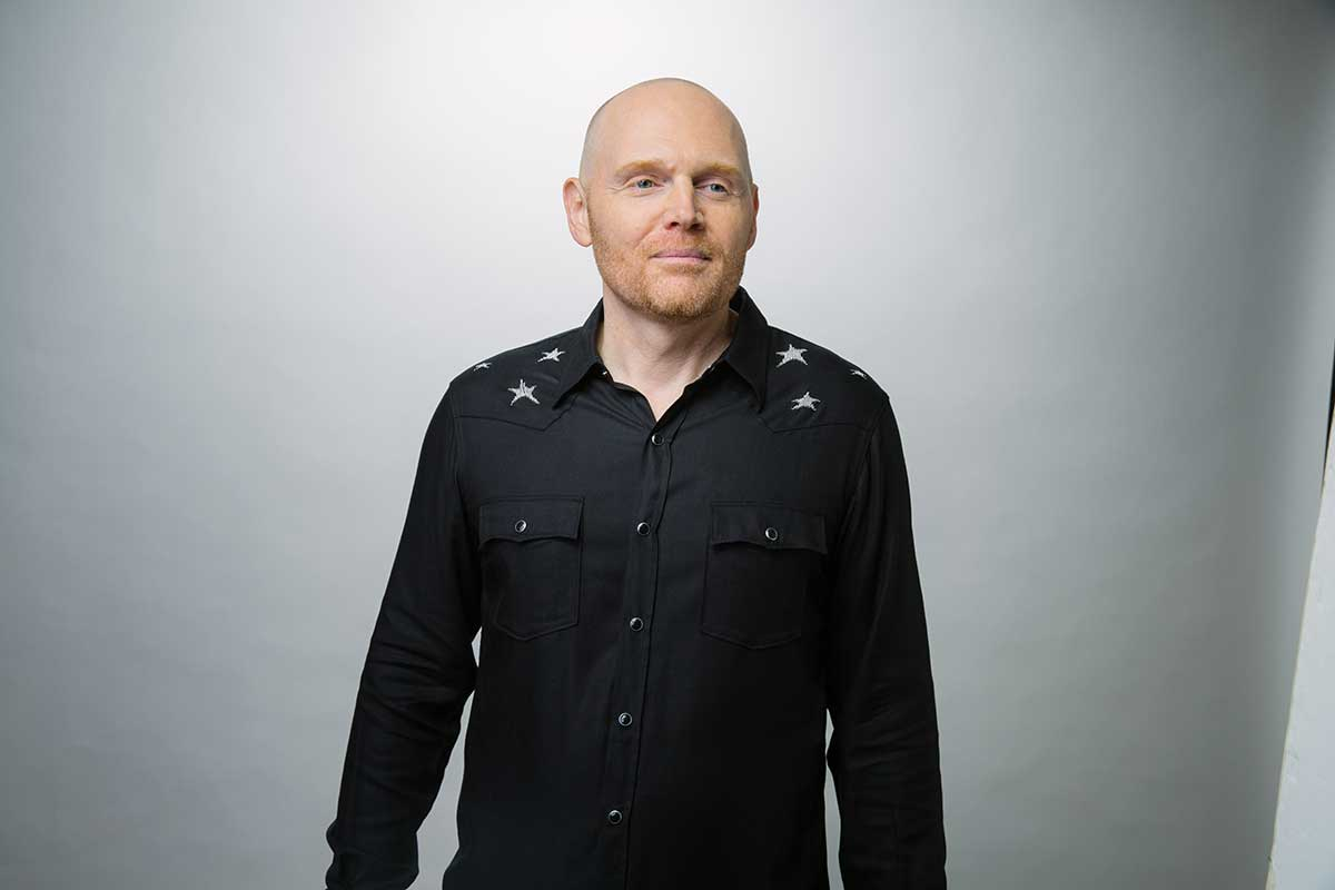 Bill Burr Date Just Added