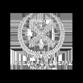 Upbeat Academy logo