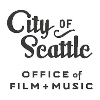 City of Seattle Film + Music's logo