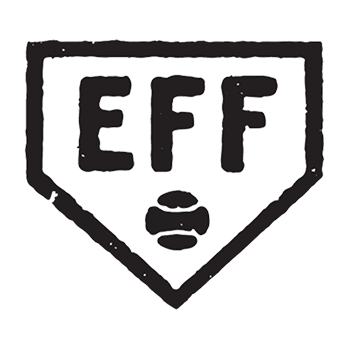 EFF's logo