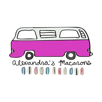 Alexandra's Macarons logo