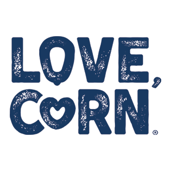 Love Corn logo