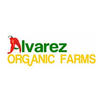 Alvarez Organic Farms logo