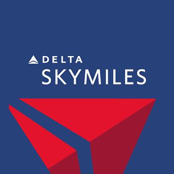 Delta Skymiles' logo