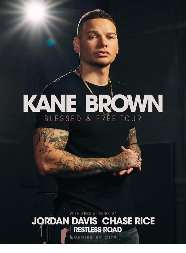 Kane Brown tour logo