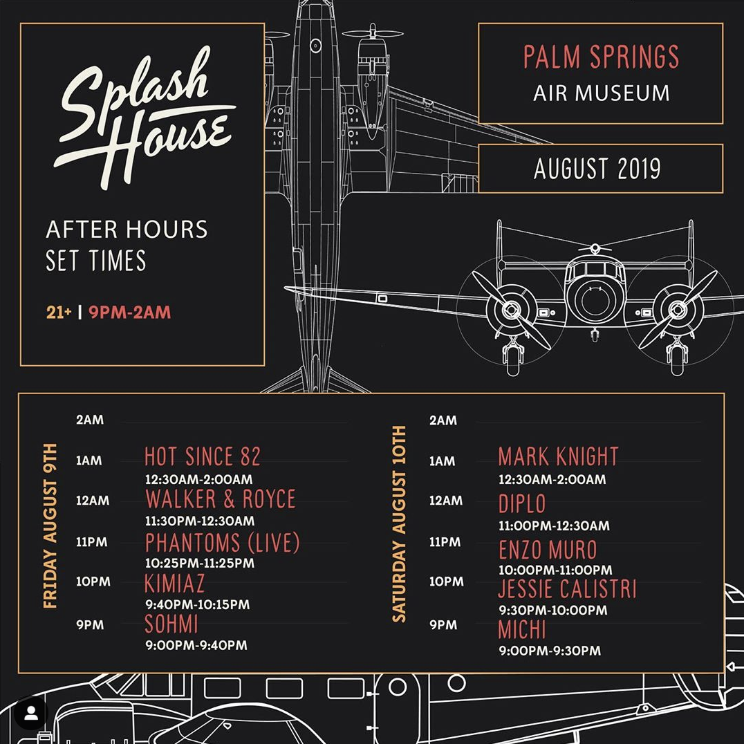 __AFTER HOURS SET TIMES__