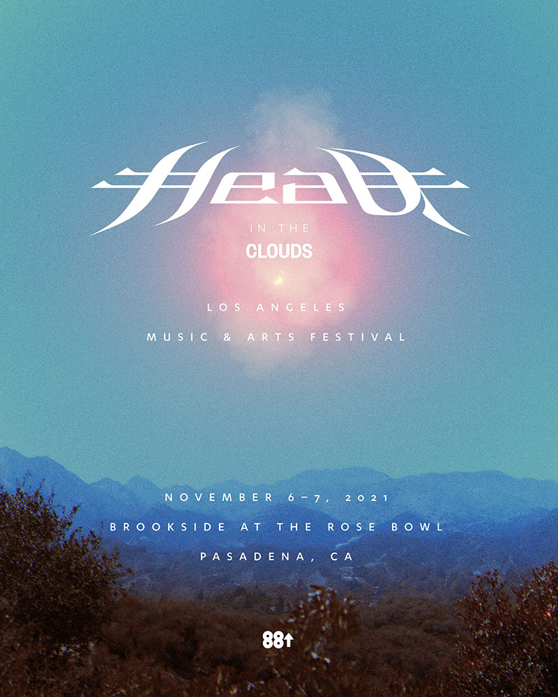 Head In The Clouds 2021 poster