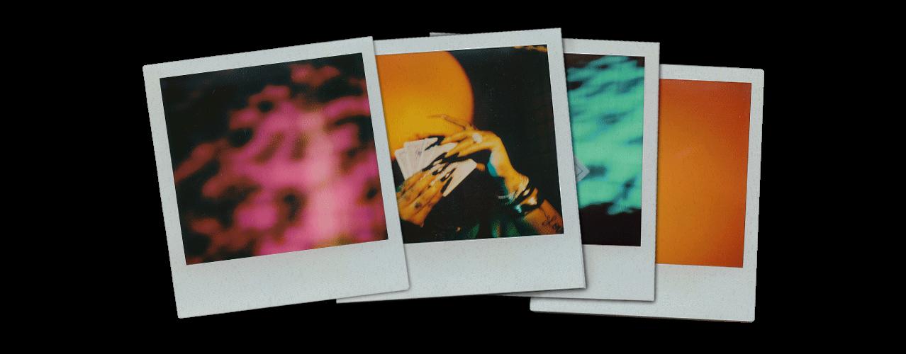 Day N Vegas polaroids
