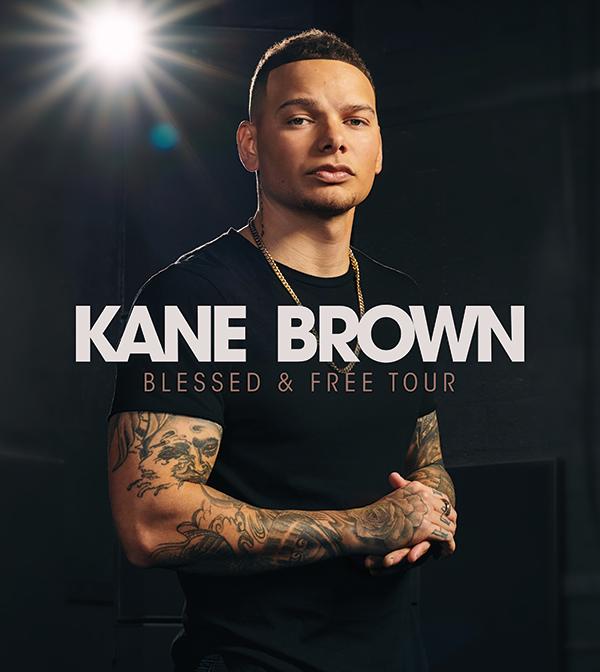 Kane Brown tour photo