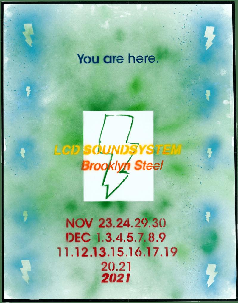 LCD Soundsystem announces 20-date residency at Brooklyn SteelWdWGQB0j4Ew6kqBav3LpyiMbYGV59qCN2crUI6en
