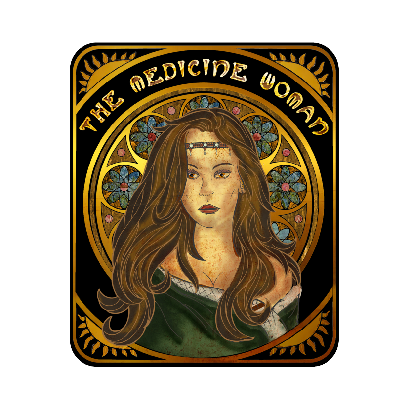 Medicine Woman logo