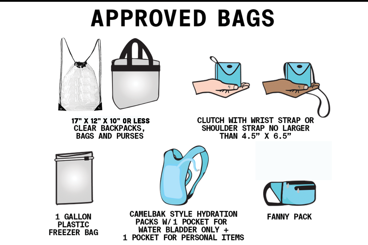 Approved Bags graphic