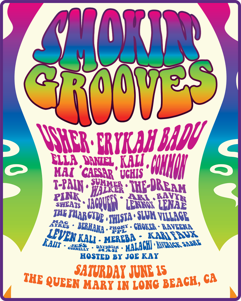 Smokin Grooves poster