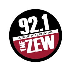 92.1 The Zew logo