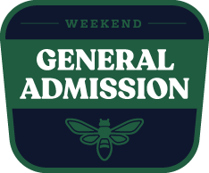 Weekend General Admission
