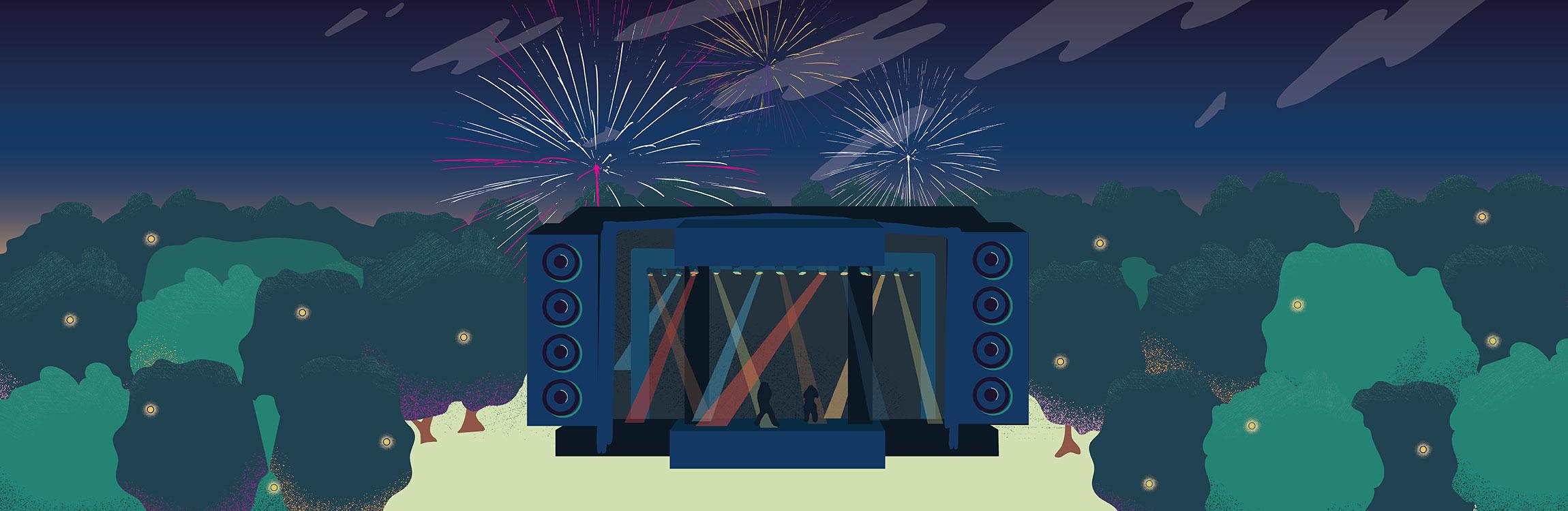 Firefly Music Festival 2020 header image