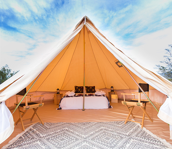 Firefly Meadows Bell Glamping photo