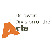 Delware Division of the Arts logo