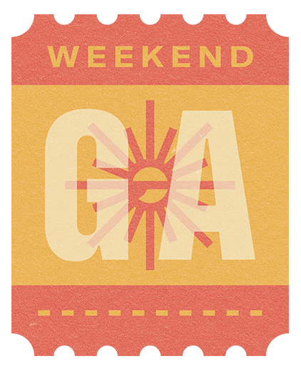 Weekend GA icon