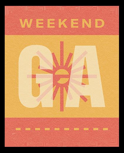 Weekend GA icon