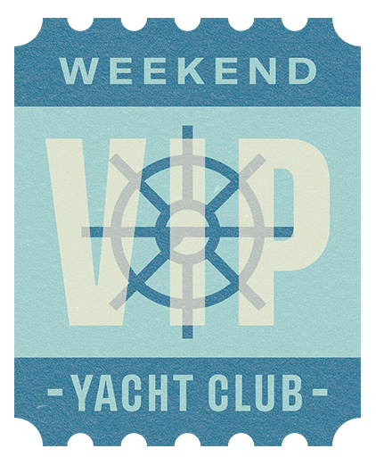 Weekend VIP icon