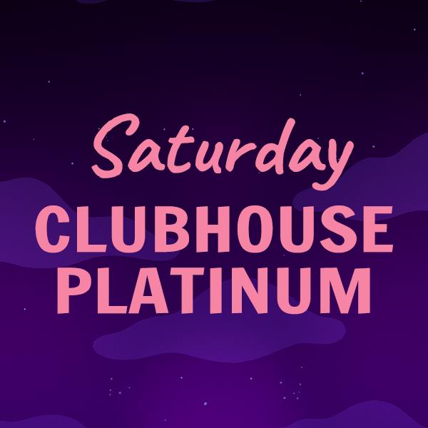 Saturday Clubhouse Platinum icon