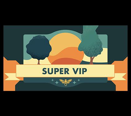 Super VIP logo