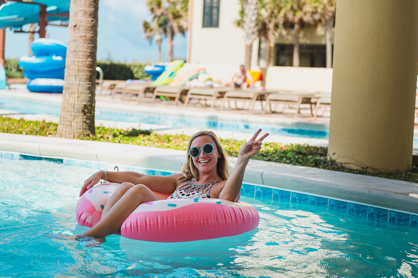 Phoenix West II pool