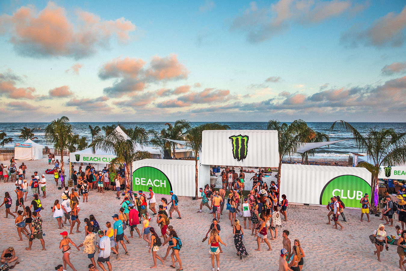 SWIM AND DANCE ALL DAY AT MONSTER BEACH CLUB