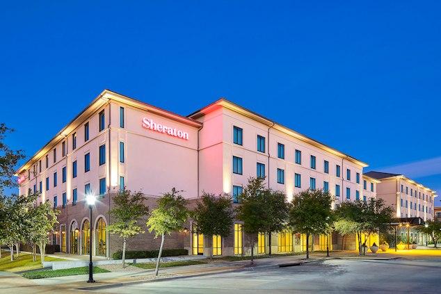 The Sheraton Stonebriar Hotel