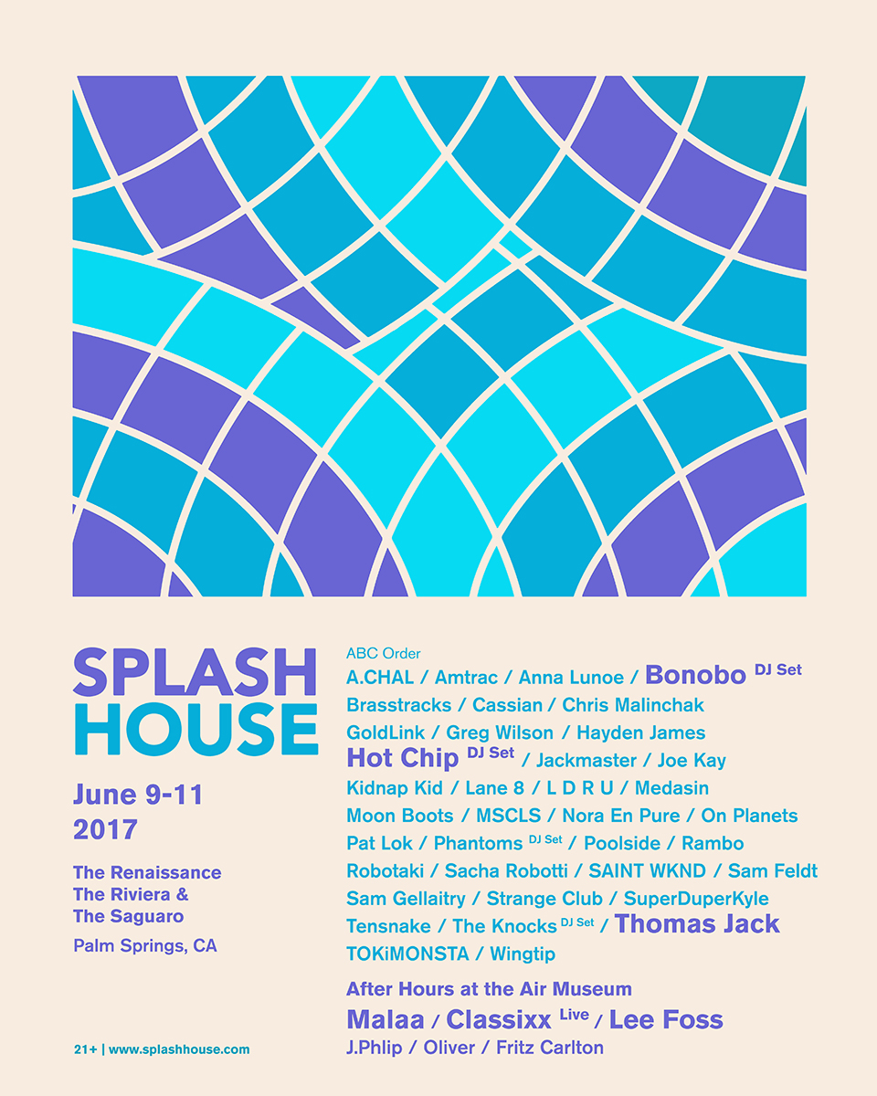 splash 2020 lineup