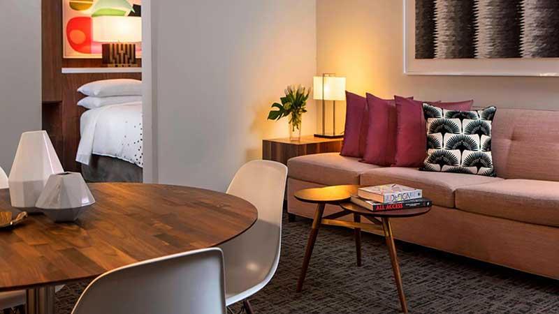 Executive Suite Renaissance room