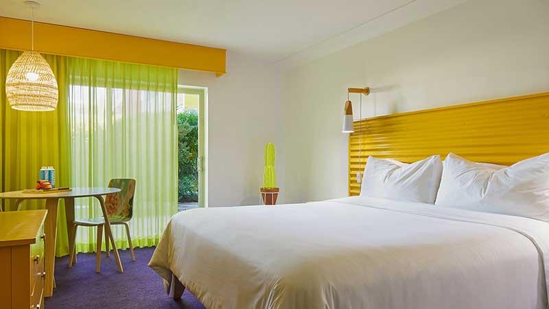 Poolside Saguaro room
