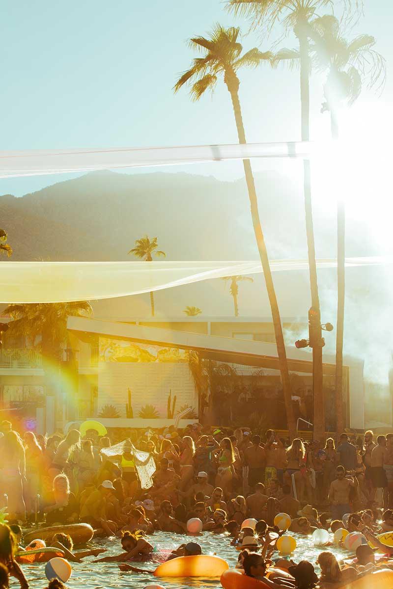 Splash House festival goers