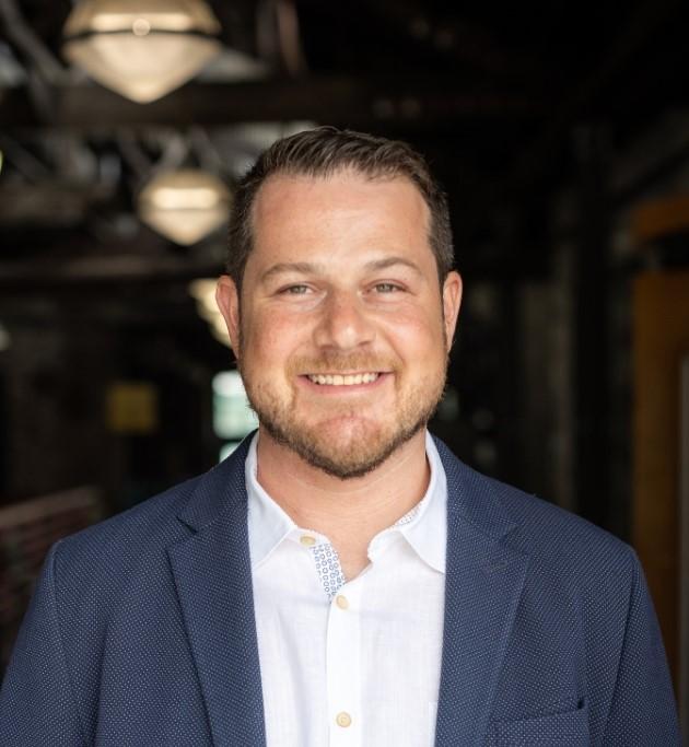 Trent Allison, Director of Sales& Sponsorships
